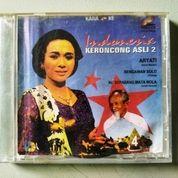 VCD Karaoke Indonesia Keroncong Asli (26259031) di Kota Yogyakarta