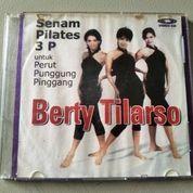 """VCD Senam Pilates 3P """"Berty Tilarso"""" (26266411) di Kota Yogyakarta"""