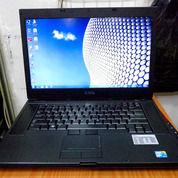 Laptop DELL Latitude E6510 Core I5 INTEL Layar 15Inch Siap Pakai (26267187) di Kota Jakarta Utara