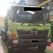 Truck Crane Hino Model 500 Kapasitas 8 Ton Tahun 2016 (26271315) di Kota Jakarta Timur