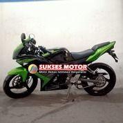 Kawasaki Ninja 150 RR Tahun 2015 (26272135) di Kota Jakarta Timur