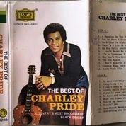 "Kaset The Best Of ""Charley Pride"" (26272435) di Kota Yogyakarta"