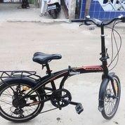 Sepeda Lipat Merk Pasific (26273211) di Kota Palembang