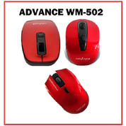 MOUSE WIRELESS ADVANCE WM502 (26273439) di Kota Surabaya