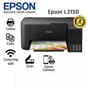 PRINTER EPSON L3150 PRINT SCAN COPY WIFI (26273527) di Kota Surabaya