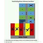 TANAH KAVLING GANTAR INDRAMAYU (26275319) di Kota Bandung