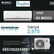 AC Gree Moo3 1/2 Pk Standart 390 Watt R32 (26275399) di Kab. Gresik