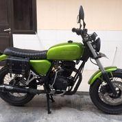 Honda Tiger 200cc Japstyle Scrambler (26279643) di Kota Mojokerto