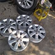 Velg Oem Original Nissan March (26282371) di Kota Surabaya