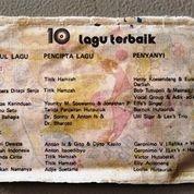 Kaset 10 Lagu Terbaik Pop Song Festival Tingkat Nasional Ke IX - 1981 (26284171) di Kota Yogyakarta
