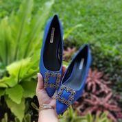 Flat Sepatu Wanita Manlo Blahhik Import On Promo (26284423) di Kota Bandung