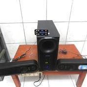 Sharp 2.1Ch Bluetooth Suara Mantap Mulus KATAPANG KABUPATEN BANDUNG (26284651) di Kab. Bandung