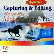 Buku Capturing Dan Editing Menggunakan Adobe Premiere (26285023) di Kab. Bogor