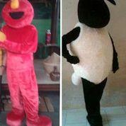 Kostum Badut Elmo Dan Shaun The Seep (26285863) di Kota Bandung