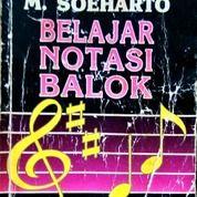Buku Belajar Notasi Balok (26286055) di Kab. Bogor
