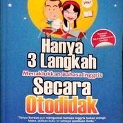 Buku Hanya 3 Langkah Menaklukan Bahasa Inggris Secara Otodidak (26286083) di Kab. Bogor