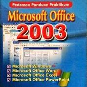 Buku Microsoft Office 2003 (26286091) di Kab. Bogor