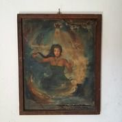 Lukisan Wanita Cantik Antik (26287995) di Kota Jakarta Barat
