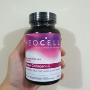 Vitamin Neocell Super Collagen C Kolagen Skin, Hair, Nail, Joint 120 Tabs (26295903) di Kota Jakarta Utara