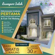 Promo Beli Rumah Gratis Kavling Kota Malang (Syariah) (26298283) di Kota Malang