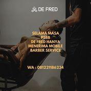 De Fred barber & Shop Mobile Barber Service (26299531) di Kota Jakarta Selatan