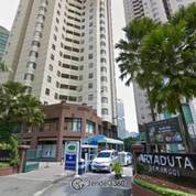 Apartemen Aryaduta Semanggi, 2BR, Low Floor Di Jl. Garnisun. (26300103) di Kota Jakarta Pusat