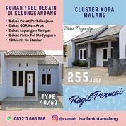 Rumah Baru Daerah Kedungkandang Dekat Dengan Fasilitas Publik (26302267) di Kota Malang