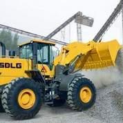 Alat Berat Wheel Loader SDLG (VOLVO CE)Kondisi Baru Kapasitas 1,8 Kubik, Kab Bengkulu Selatan (26318755) di Kab. Bengkulu Selatan