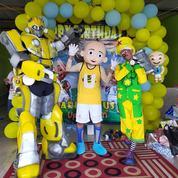 Badut Lucu Dan Robot Bubblebee (26318791) di Kota Pasuruan