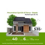 Re Open Unit Di Cluster Serua (26321219) di Kota Depok