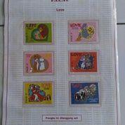 Perangko Disney Kondisi Mint Jogja (26322055) di Kab. Bantul