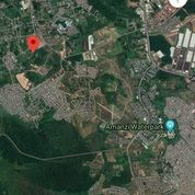 Tanah Kaplingan Siap Bangun Lokasi Tanah Mas 600m2 (26322643) di Kab. Banyuasin