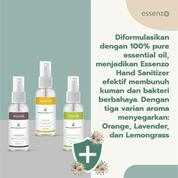 Hand Sanitizer Lavender Diformulasikan Dengan 100% Pure Essential Oil Lavender Dan Tea Tree (30 Ml) (26324131) di Kab. Tebo