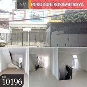 Ruko Duri Kosambi Raya, Jakarta Barat, 4x18m, 3 Lt (26326047) di Kota Jakarta Barat