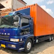 MULUS+BanBARU,MURAH Mitsubishi Fuso Buildup Tronton Box Besi 2008 (26327415) di Kota Jakarta Utara