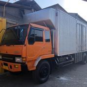 BAGUS+BanBARU,MURAH Fuso Tronton 6x2 Box Freezer/Pendingin 2013 (26327731) di Kota Jakarta Utara