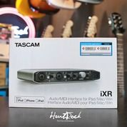 Tascam IXR (USB Audio/MIDI Interface With IOS Connectivity) (26330715) di Kota Bandung