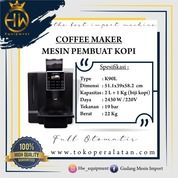 Mesin Pembuat Kopi Otomatis GETRA (26337143) di Kab. Malang