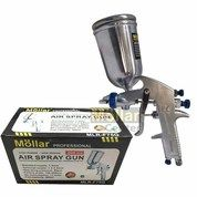 Spray Gun / Semprotan Cat Tabung Atas Mollar 400 Ml MLR-AT F75G (26338459) di Kota Magelang