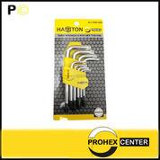 KUNCI L 9PCS BINTANG T10-T50 HASSTON PROHEX 1866 900 (26343663) di Kota Magelang