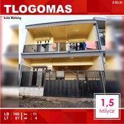 Rumah Kost 11 Kamar Luas 81 Di Tlogomas Dinoyo Kota Malang _ 283.20 (26344519) di Kota Malang
