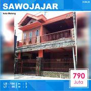 Rumah Murah 2 Lantai Luas 98 Di Sawojajar 1 Kota Malang _ 284.20 (26344683) di Kota Malang
