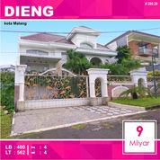Rumah Mewah Luas 562 Di Poros Puncak Dieng Kota Malang _ 289.20 (26348935) di Kota Malang