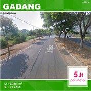 Tanah Poros Jalan Luas 3.318 Di Rajasa Bumiayu Gadang Kota Malang _ 290.20 (26349427) di Kota Malang