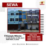 Ruko Strategis Klampis Milenia (26352459) di Kota Surabaya