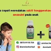 Cara Meredakan Sakit Tenggorokan Dan Amandel Pada Anak (26354967) di Kota Tangerang