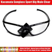 Kacamata Olahraga Pria Sport Big (26355891) di Kota Jakarta Pusat