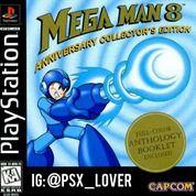 MEGAMAN PlayStation 1 (26356915) di Kota Denpasar