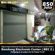 Toko BEC II Harga Dibawah Pasaran Hanya 850jt Nego Tipis (26361103) di Kota Bandung