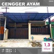 Rumah Luas 125 Di Cengger Ayam Sukarno Hatta Kota Malang _ 295.20 (26362547) di Kota Malang
